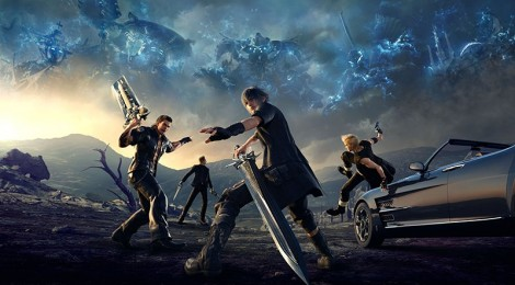 Final Fantasy XV dispo !