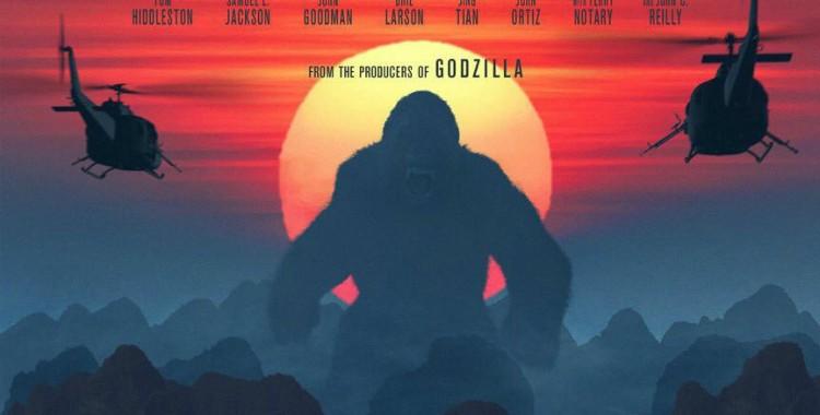 Kong : Skull Island, un nouveau trailer monstrueux !