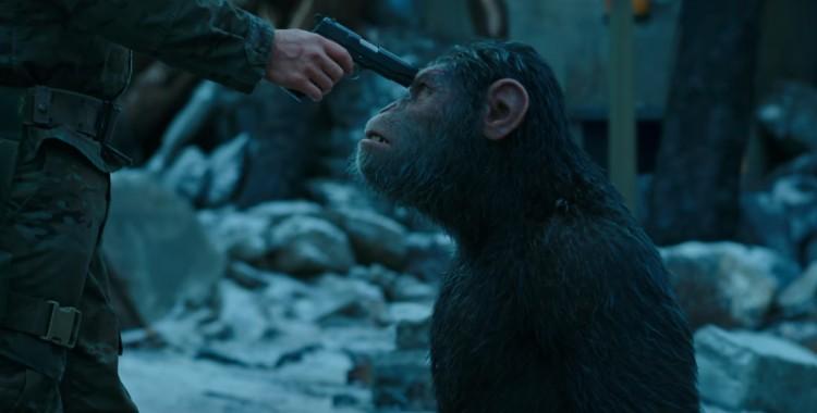 La Planète des Singes - Suprématie : ultime trailer !