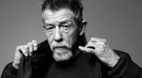 L'acteur John Hurt est décédé ! :(