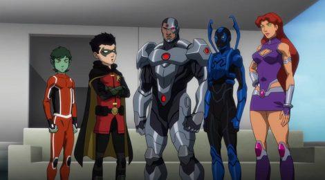 Teen Titans : un film animé pour bientôt !