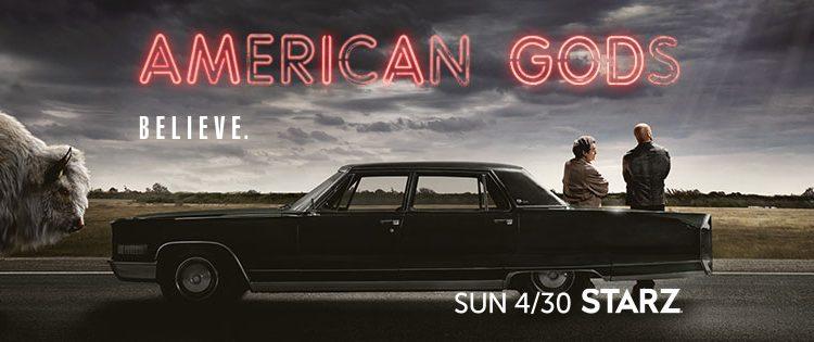 American Gods : une nouvelle série très ambitieuse .