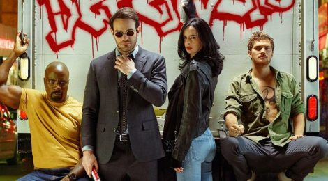 The Defenders : le premier trailer !