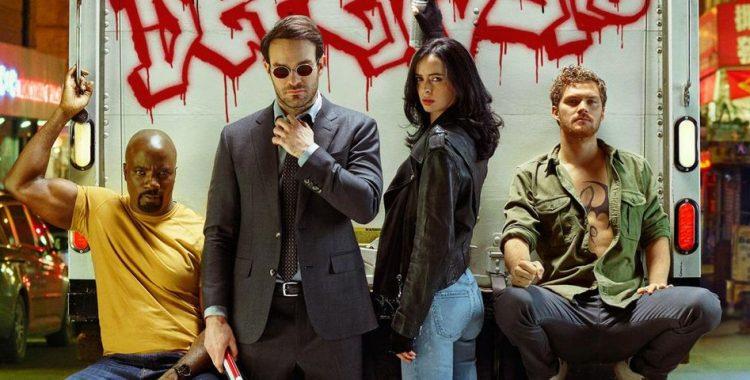 The Defenders : un second trailer pour la série crossover !