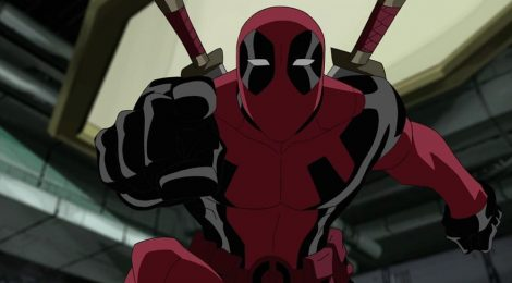 Deadpool : bientôt une série animée !