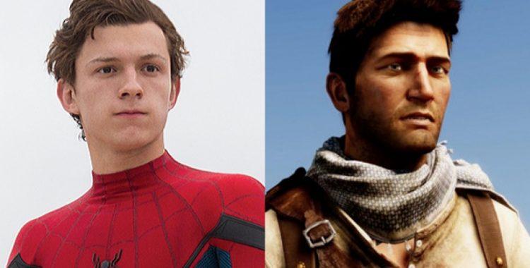 Uncharted : un jeune Nathan Drake incarné par Tom Holland