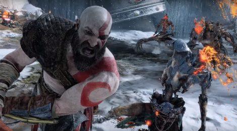 God of War : une nouvelle vidéo impressionnante !
