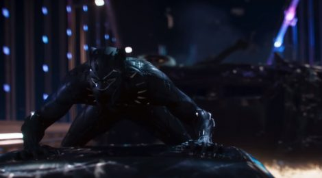 Black Panther : le trailer !