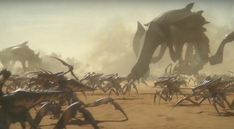 Starship Troopers : le retour en version animée !