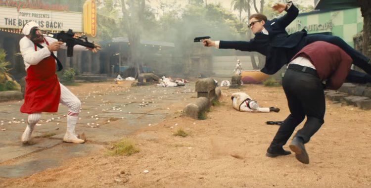 Kingsman 2 : un nouveau trailer complètement fou !