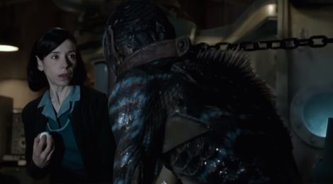The Shape of Water : trailer du prochain Del Toro !