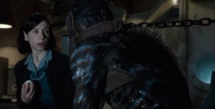 The Shape of Water : trailer du prochain Del Toro !
