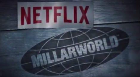 Netflix achète l'éditeur Millarworld !