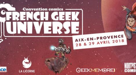 Liste des artistes présents au French Geek Universe
