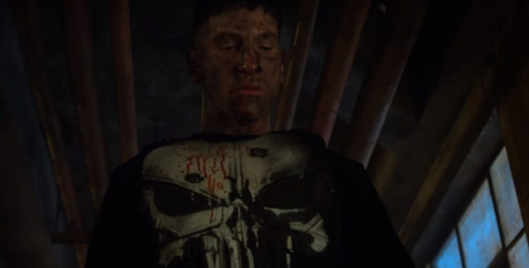 The Punisher : nouveau trailer saignant !