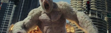 Rampage : le King Kong de Dwayne Johnson !