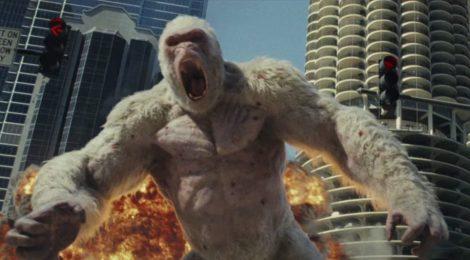 Rampage : le King Kong de Dwayne Johnson !
