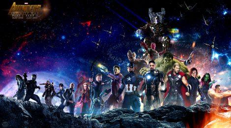 Avengers Infinity War :  le trailer !
