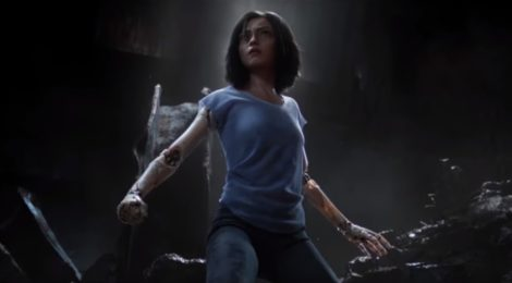 Alita : Battle Angel, le manga Gunnm en live