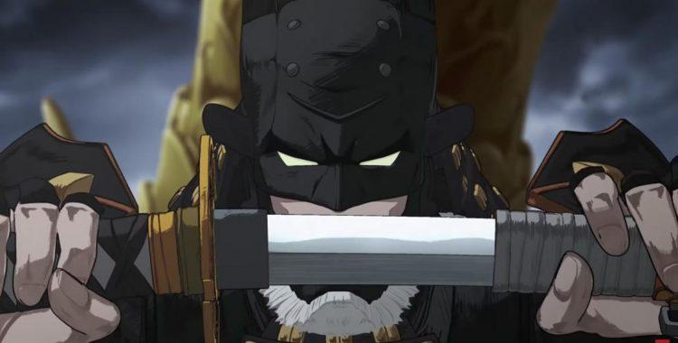 Batman Ninja : des trailers complètement fous !