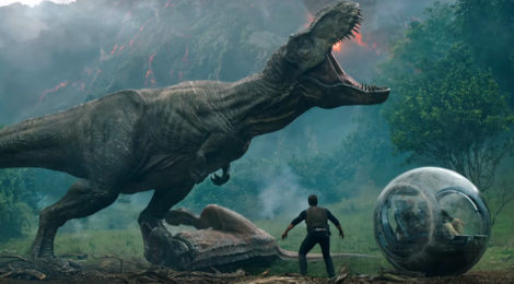 Jurassic World 2 : un trailer apocalyptique