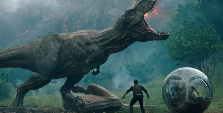Jurassic World 2 : un trailer apocalyptique