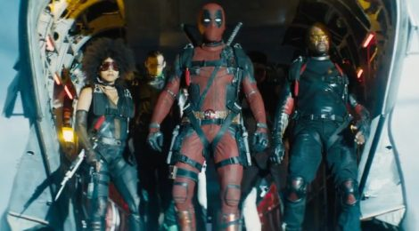 Le trailer décalé de Deadpool 2 !