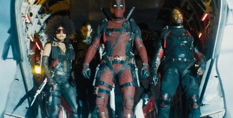 Le trailer décalé de Deadpool 2 !