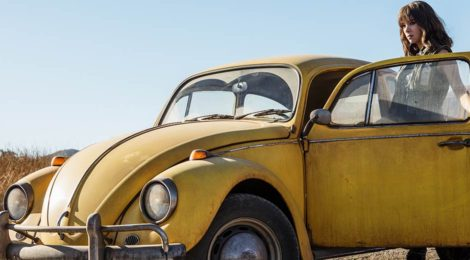 Bumblebee : le trailer du spin-off Transformers !