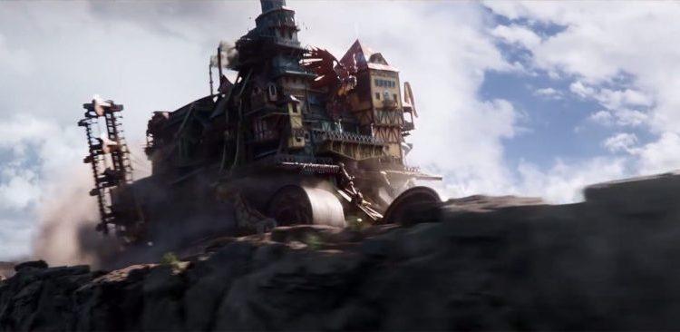 Mortal Engines : un nouveau trailer !