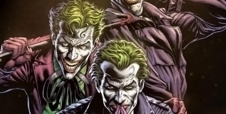 Les trois Jokers de Geoff Johns se dévoilent