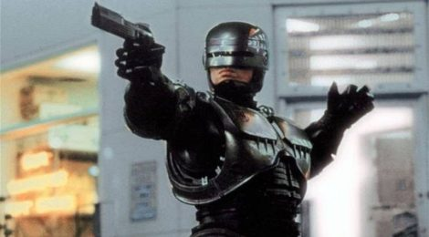 Robocop returns !