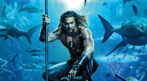 Aquaman : le premier trailer !