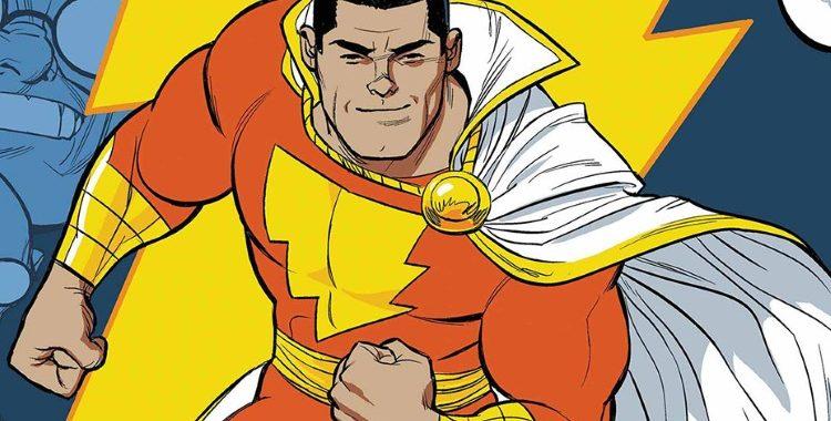Shazam : un nouveau super-héros DC au cinéma !