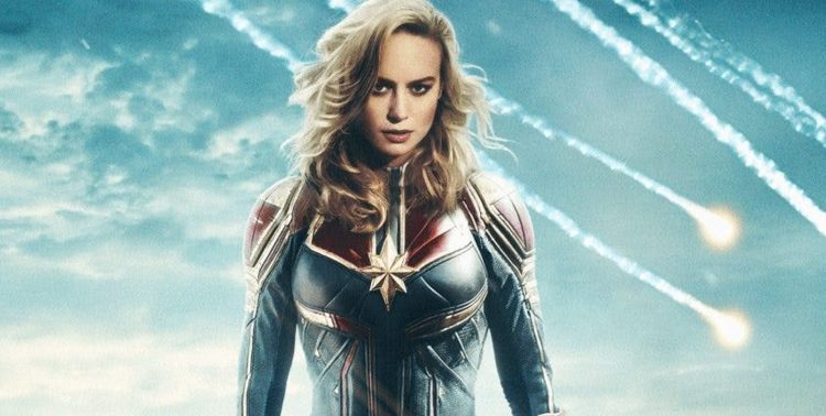 Captain Marvel : le premier trailer est en ligne !