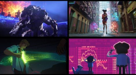 Love, Death & Robots : une anthologie d'animation par David Fincher !