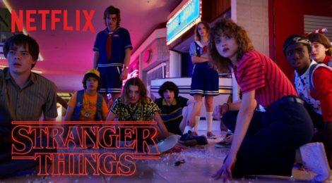 Stranger Things saison 3 : le trailer !